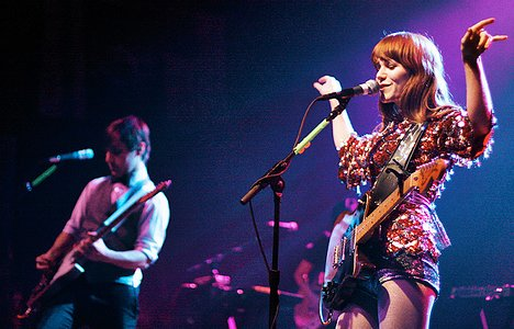 Rilo Kiley - September 15, 2007