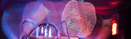 Review: Animal Collective; September 25, 2007 at the Cannery Ballroom; Nashville, TN