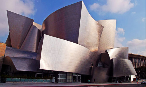 Review: Grizzly Bear/LA Philharmonic; March 1, 2008 at Walt Disney Concert Hall; Los Angeles