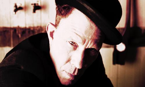 Tom Waits - Photo by Michael O\'Brien