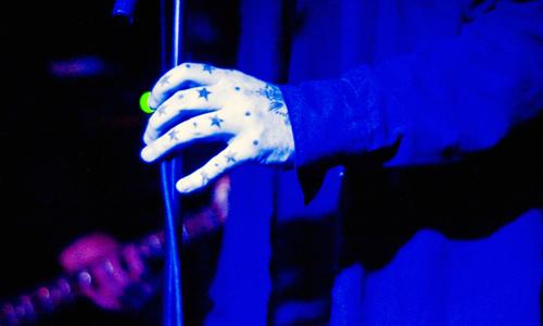 Mark Lanegan - September 12, 2009