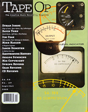 Tape Op Magazine