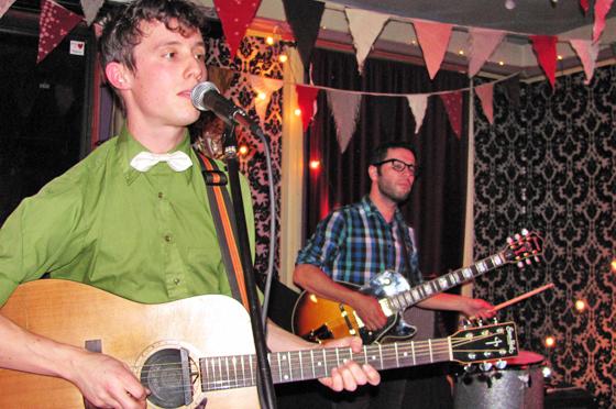 Fanfarlo - December 12, 2009