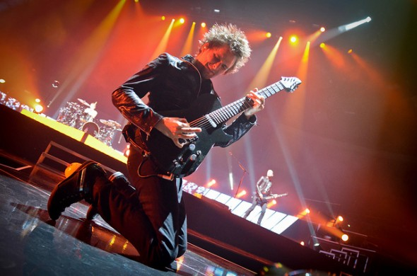 Live Review And Photos Muse At Valley View Casino Center