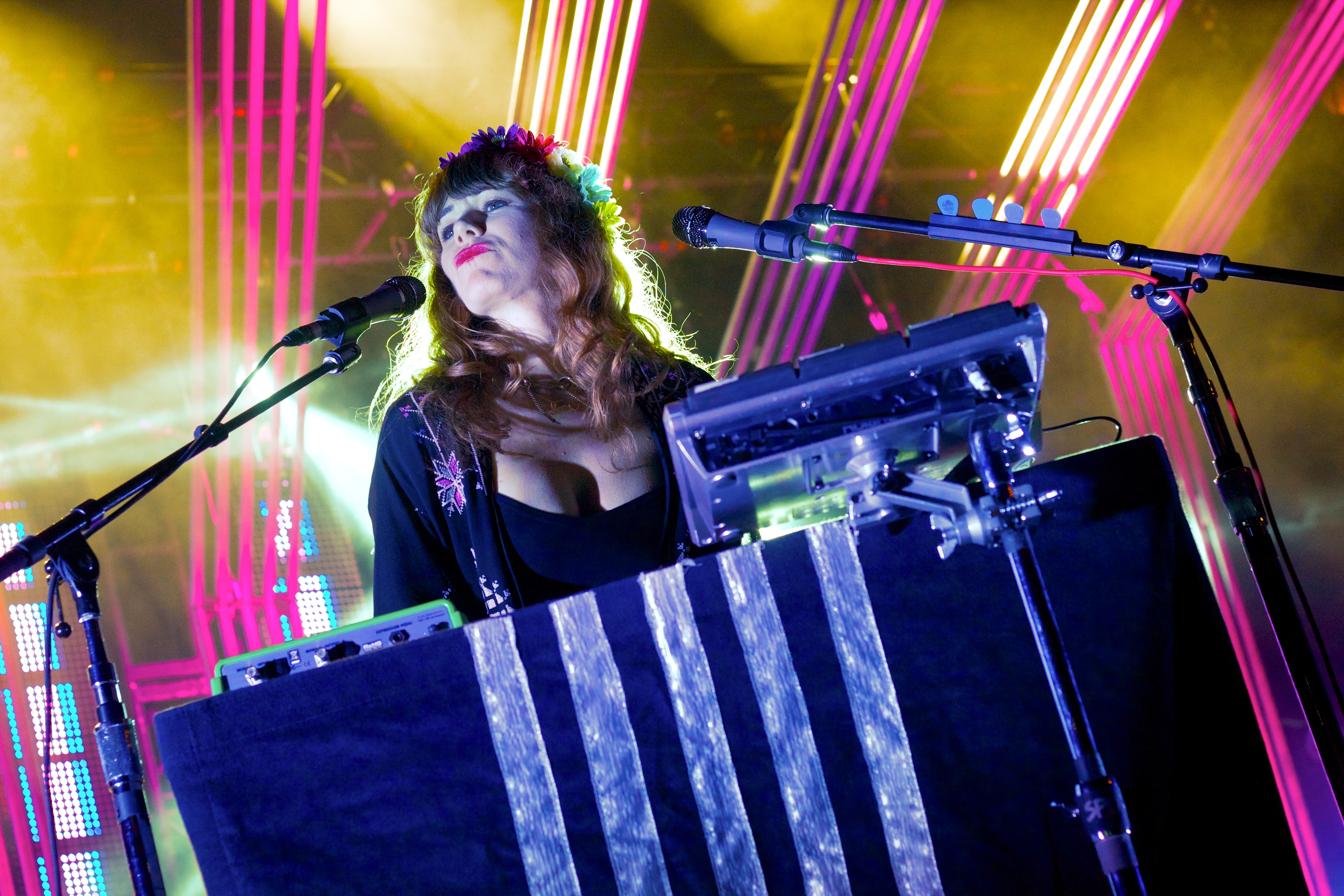 Live Review And Photos The Postal Service At Open Air Theatre