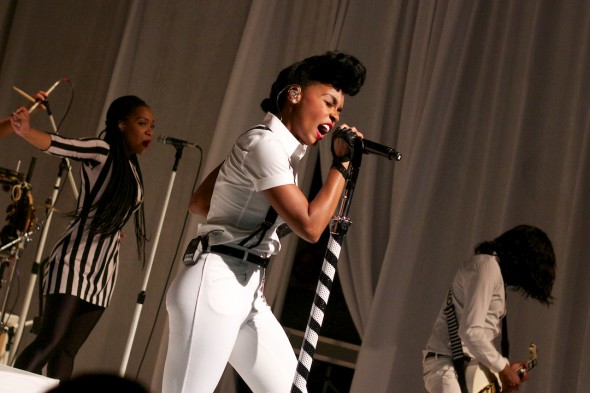 Janelle Monae at House of Blues