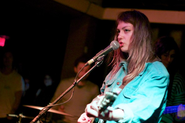Angel Olsen at Soda Bar