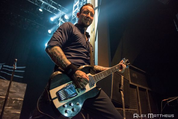 Live Review & Photos: Volbeat and Trivium at City National Grove