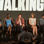Walking Dead NerdHQ 2014