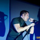 Nine Inch Nails in 2013 by Sylvia Borgo