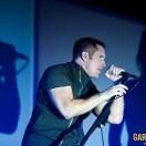 Nine Inch Nails in 2013 by Sylvia Borgo