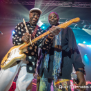 Buddy Guy at the Experience Hendrix Tour