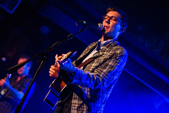 Justin Townes Earle by Leslie Kalohi