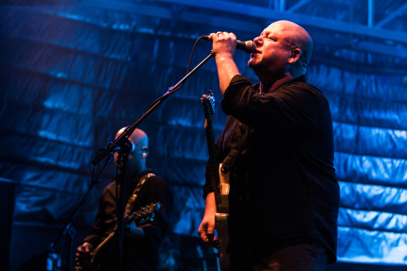 The Pixies by Leslie Kalohi