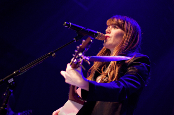 Jenny Lewis by Chris Maroulakos