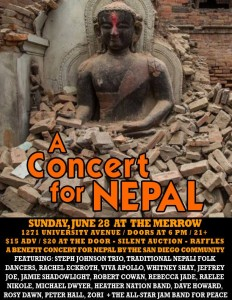 A Concert for Nepal