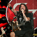 Dave Grohl of the Foo Fighters by Sylvia Borgo
