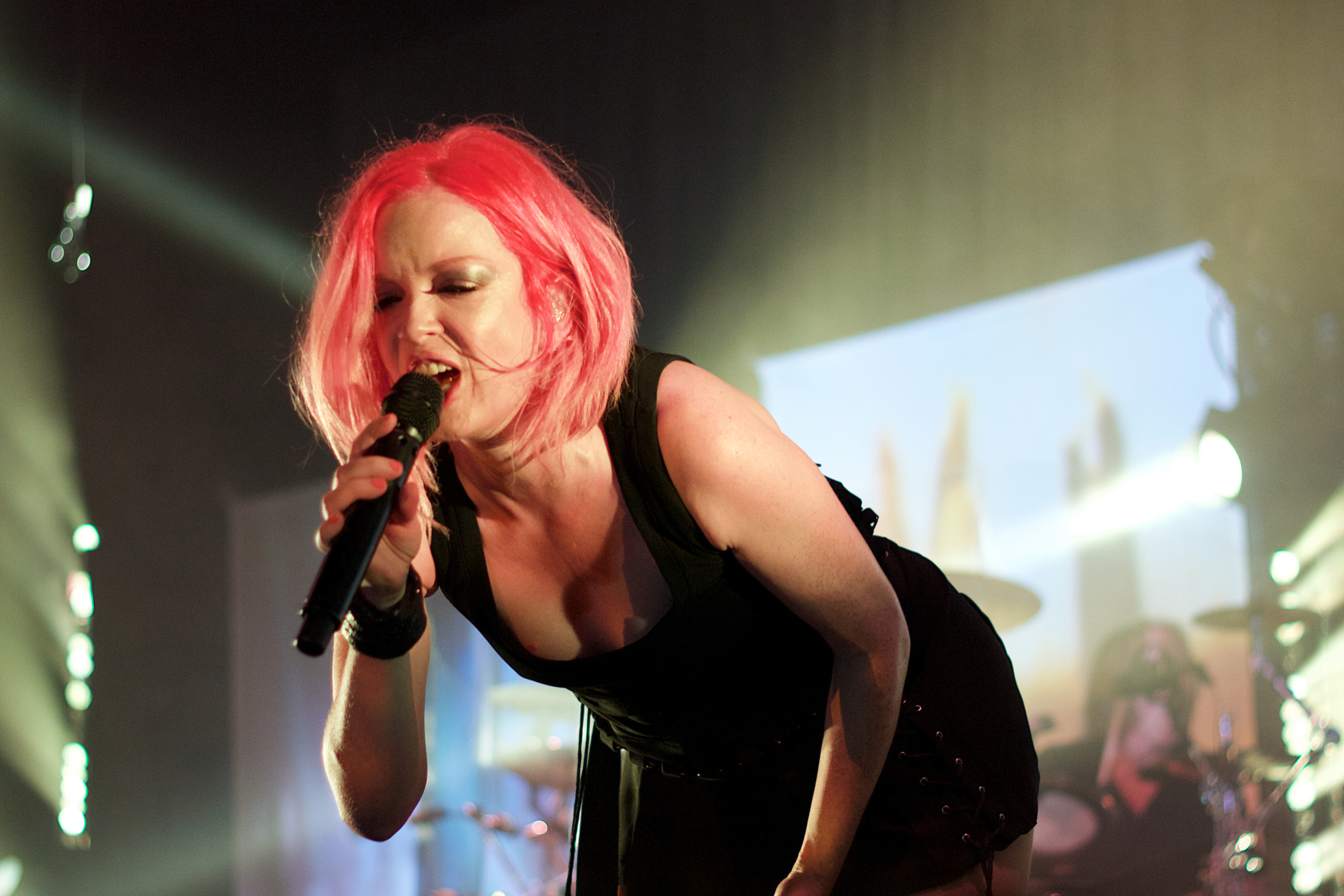 Live Photos: Garbage at Humphreys Concerts by the Bay, October 6, 2015