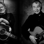 Kris Kristofferson and John Prine