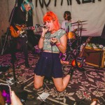 Bleached at Walter's Downtown (Houston, TX), April 5, 2016