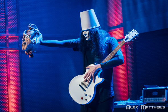 Buckethead at The Music Box San Diego June 21, 2016