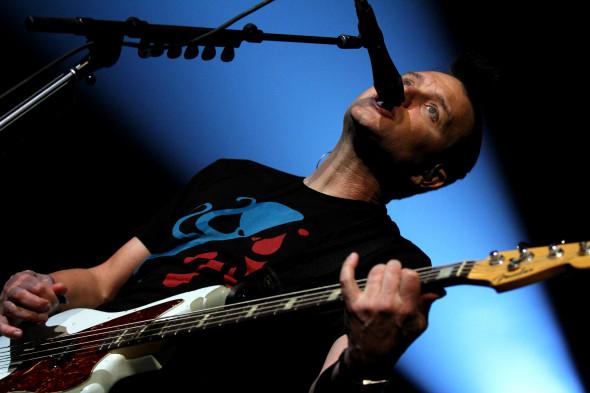 Blink-182 at Viejas Arena