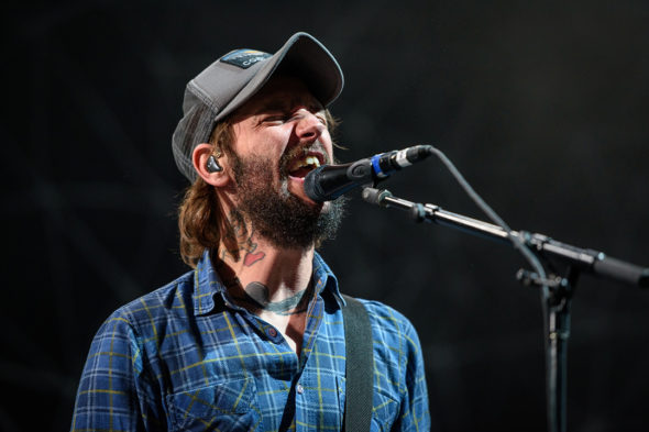 Band of Horses at Wrex the Halls