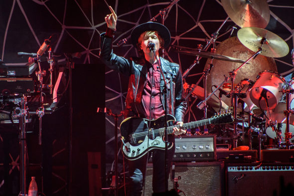 Beck at Wrex the Halls